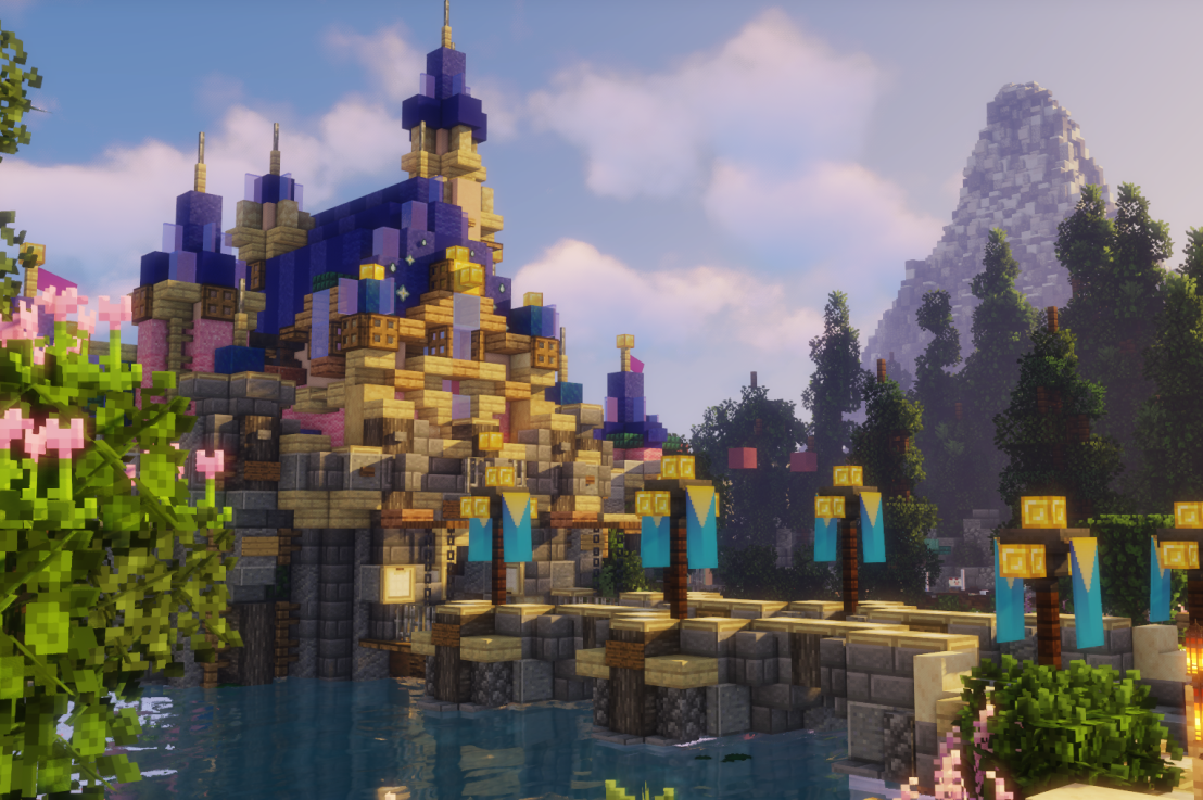 Discussing DisneyWishes, a new server coming soon withDisneyArchitect